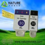 Compatible Ink Cartridge No. 30xl Black, No. 30xl Color for Kodak Printer Kodak 5100/5300/5500 Esp 3/5/7/9/3250/5250