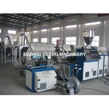 Máquina de producción de granulador / granulador de PVC