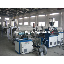 PVC Granulator/ Pelletizer Production Line Machine