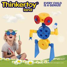 Пластиковые интеллектуальные и развивающие игрушки для детей