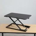Conversor de mesa de escritório ajustável em altura