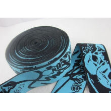 Jacquard Elastic Tape Used for Underpants Waist,