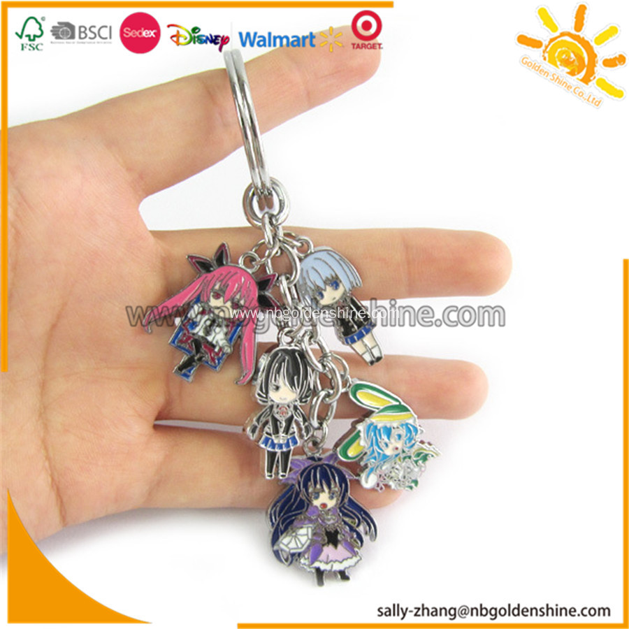 Promotion Disney Metal Key Chain
