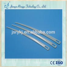 Medical plastic disposable amniotomy hook