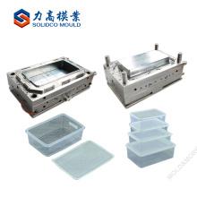 Fábrica de ventas directas de alta calidad de plástico durable envase molde fabricante