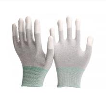 ZM Antistatische ESD Carbon PU Top Fit Handschuhe