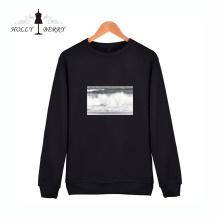 New Fashion Round Neck Herren Druck Freizeit Sweatshirt