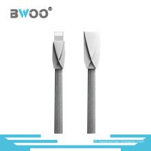 Bwoo New Superman Plat / Câble USB Données rondes