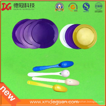 Food Grade Round Plastic Cover for Bowl