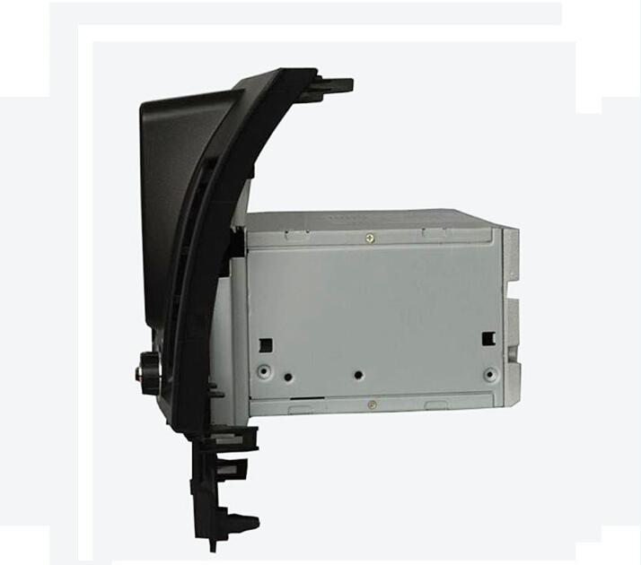 Mitsubishi Lancer car video Player