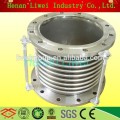 Customized silicon coated stainless steel expansion bellows