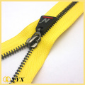 NO.5 Anti Brass Metal Zippers untuk Garment