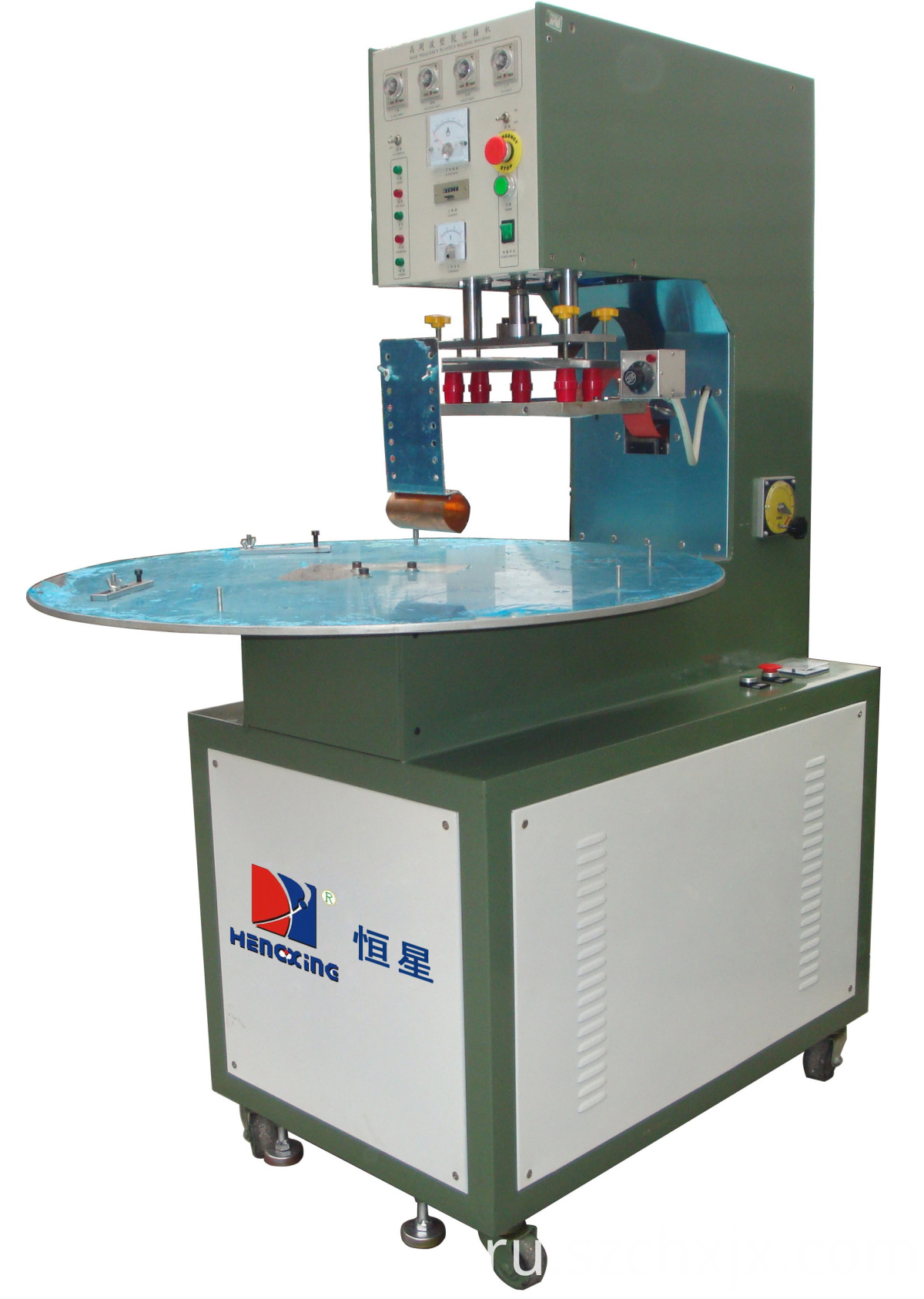 5KW Plastic clamshell welding packing machine