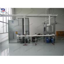 Gegenstrom-geschlossene Schleife Kleine quadratische Flüssigkühlanlage