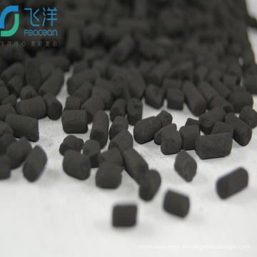 Carbón activado de alta calidad para la recuperación de oro