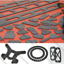 3K 400mm*500mm Full Carbon Fiber Plate Matte Glossy