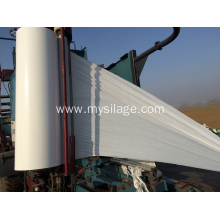 Leading for Silage Wrap, Silage Plastic Film, Haylage Silage Wrap, Agricultural Stretch Film, Farm Film Silage Wrap Manufacturer and Supplier Ensiling Bale Film Width750  White Colour export to Japan Factory