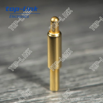 Male Female Brass Spring Pogo Pins