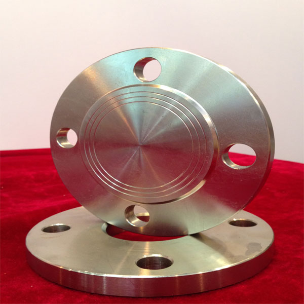 stainless steel plate flange