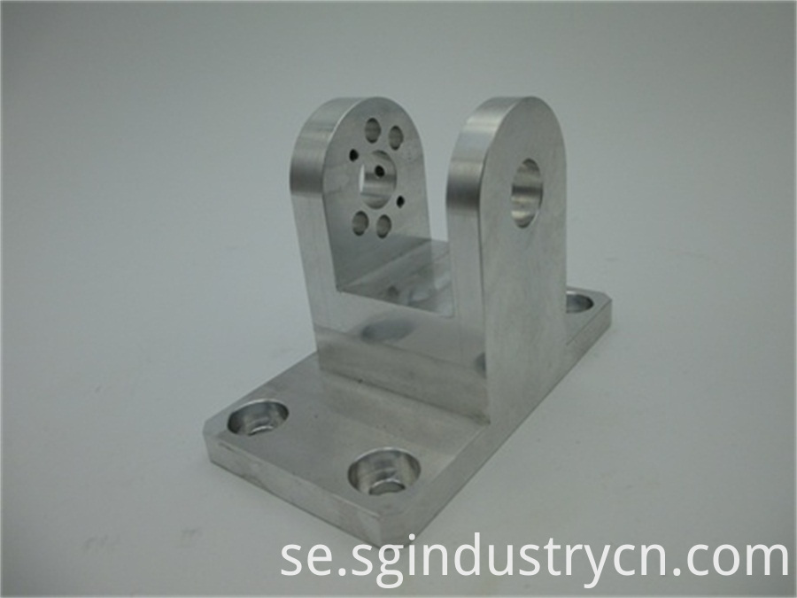 Cnc Machined Part Service