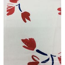 Leinen-Baumwolle gemischt bedruckte Kleidung, Sofa, Kissen Stoff