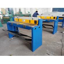Máquina de corte de chapas de metal (Q01-1.0X1000, Q01-1.5X1320)