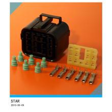 Conector automotriz multi eléctrico impermeable de 13 Pin