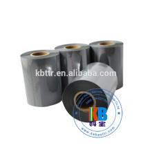 Professional Customized super wax african print classic black resin ribbon