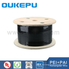 class 180 enamel coated magnet wire,square magnet wire,rectangular magnet wire