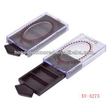 Caja pequeña de 4 colores con sombreador de ojos