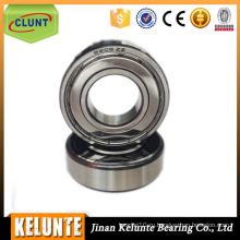 Хромистая сталь и керамический однорядный радиальный шарикоподшипник 6205 zz 2rs