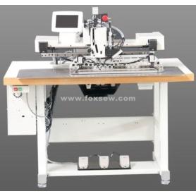 Сверхмощная программируемая швейная машина для сверхтяжелых и твердых материалов