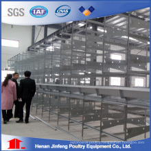 H Type Poultry Equipment Chicken Cage
