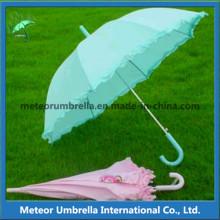 Regalo barato de la promoción de la promoción Regalo del cordón Sun y paraguas de la lluvia