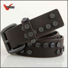 Das beliebteste Split PU-beschichtetes Leder für Gürtel