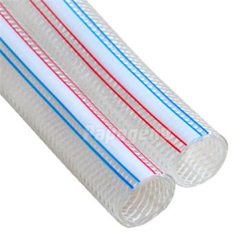 Mangueira trançada de PVC