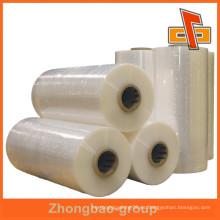 Materiales de PVC transparente termocontracción de la película de plástico para la impresión
