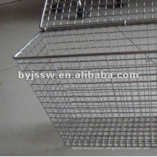 304, 304L, 316, 316L Stainless Steel Basket