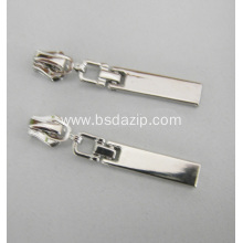 Reliable for Metal Zip Slider Jackets Brown Zipper #3 Stainless Steel Slider export to Spain Exporter