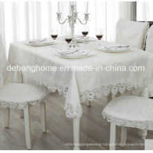China Wholesale 100% Cotton Table Cloth
