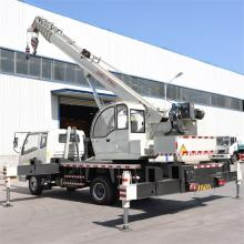 ODM for Small Truck Lift Mobile Crane 8 Ton Small Kama Truck Crane export to Tunisia Manufacturers