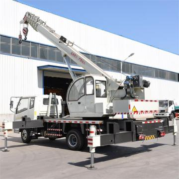New Arrival China for Small Truck Lift Mobile Crane 8 Ton Small Kama Truck Crane supply to Cayman Islands Suppliers