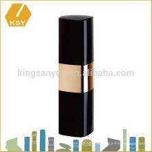 rouge caja de cosméticos a medida titular de lápiz labial de plástico vacío