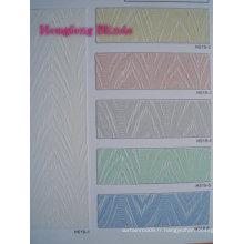 Tissu de stores verticaux jacquard (série H519)
