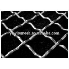 Alambre de acero inoxidable malla de alambre prensado
