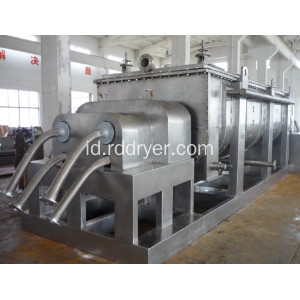 Fish Powder Hollow Paddle Dryer