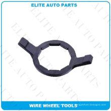 2 Bar Octagon Schraubenschlüssel für Wire Wheel