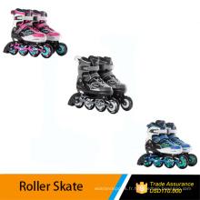 Chaussures de skate 4 roues / roues d'entraînement de patin
