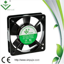 Slim 110mm AC Fan 110*110*25mm High Performance 240V Industrial Ventilation Fan