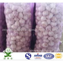20kgs Mesh Bag, Normal White Garlic New Crop 2016